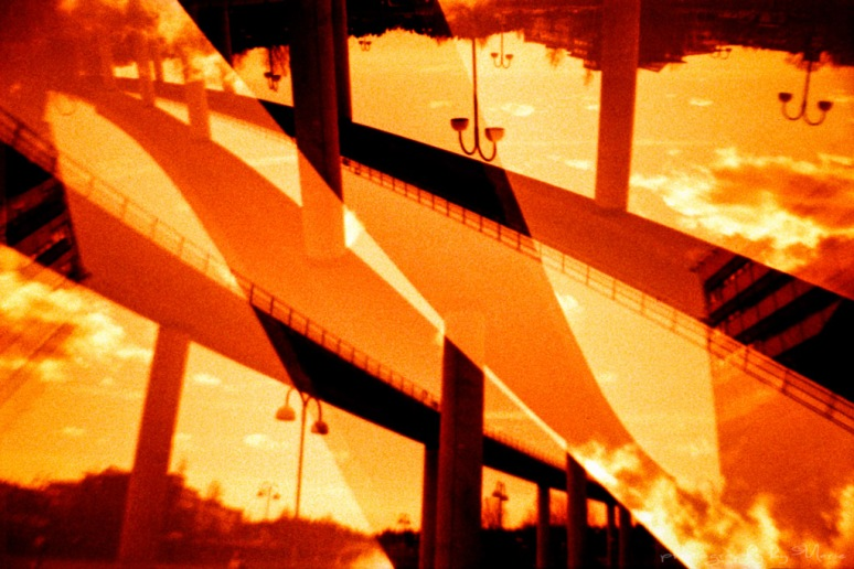 La Sardina Lomography Redscale XR 50-200 Developed in Tetenal C41 at home
